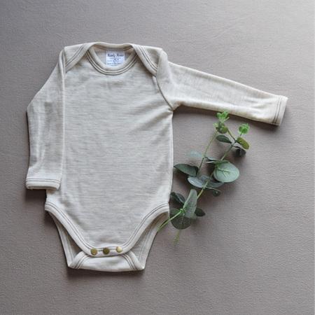 Merino Baby Onesie - Size 00