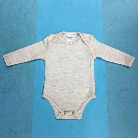 Merino Baby Onesie - Size 000