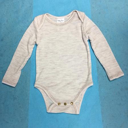 Merino Baby Onesie - Size 1