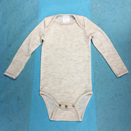 Merino Baby Onesie - Size 2