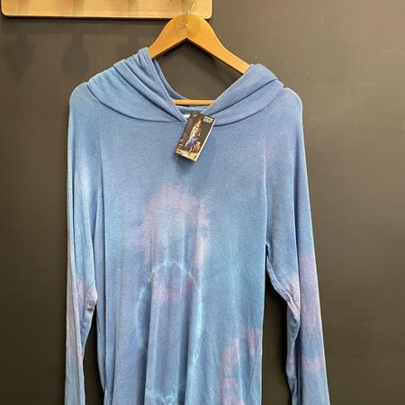 Merino Hand Dyed Hood - Size 10