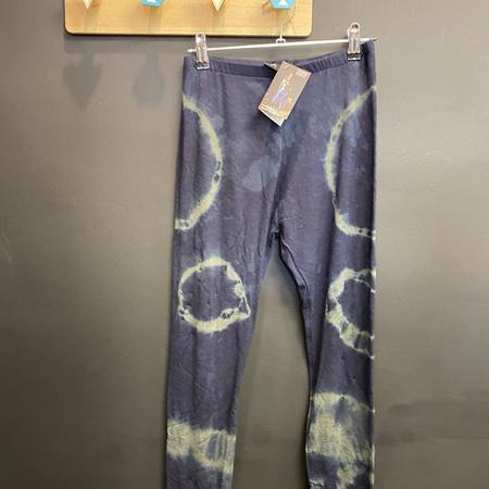 Merino Hand Dyed Legging - Size 8