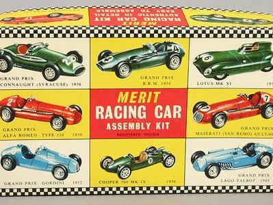Merit 1/24 Gordini GP 1952