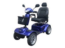 Merits Cross Country S344A Scooter