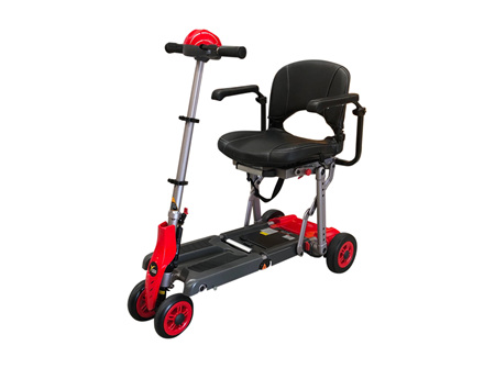 Merits Portable Folding Travel Scooter