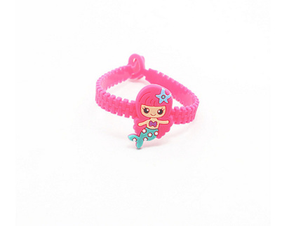 Mermaid Kids Bracelet - HOT PINK