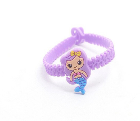 Mermaid Kids Bracelet - PURPLE