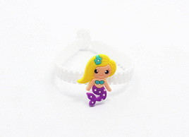 Mermaid Kids Bracelet - WHITE