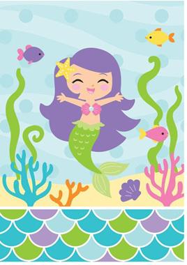 Mermaid lootbags