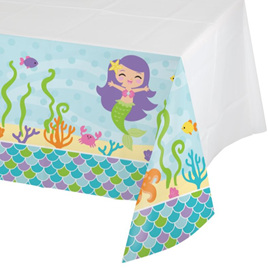 Mermaid tablecover