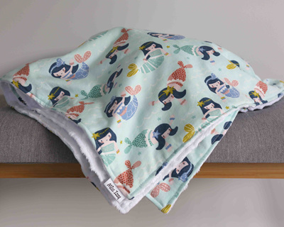 Mermaids Blanket