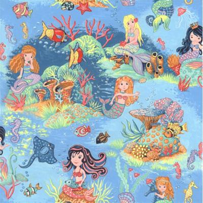 Mermaids Coral