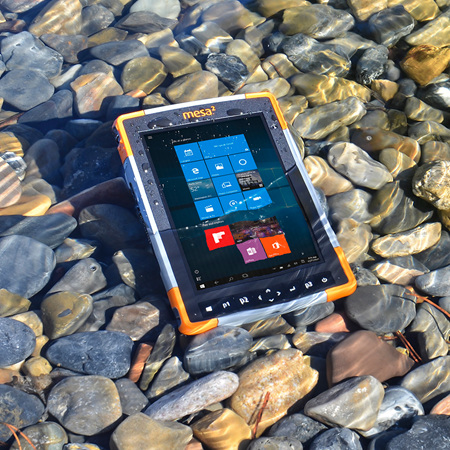 MESA 3 Rugged Tablet (Android)