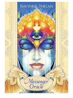 Messenger Oracle Cards Anniversary Edition