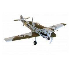 Messerschmitt Bf 109E (20cc) - New August 2016 0.22m3 by Seagull Models