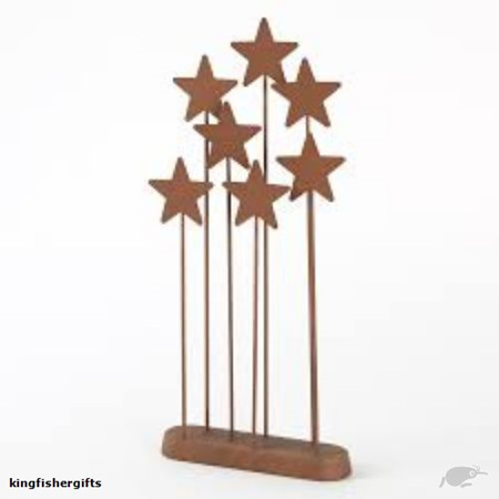 Metal Star Backdrop for Nativity Set - Willow tree