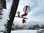 Metalbird Garden Art