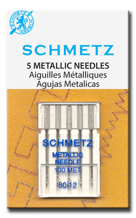 Metallic Needles