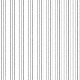 Metallic Stripes White/Silver 772409