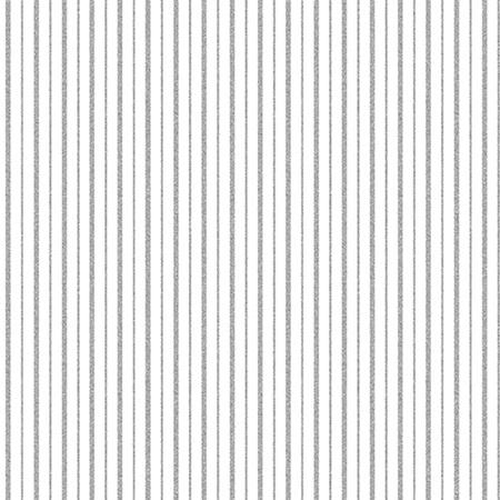 Metallic Stripes White/Silver 772409
