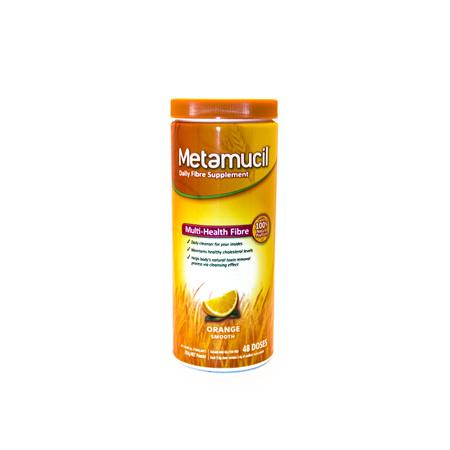 Metamucil Fibre Supplement - Orange
