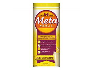 Metamucil Powder Lemon Lime 425g