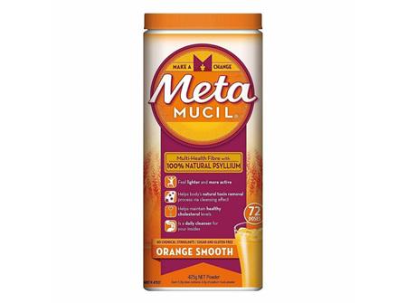 Metamucil Powder Orange 425g