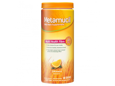 METAMUCIL Smooth Orange 48 Dose