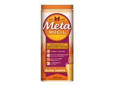 Metamucil - Smooth Orange Fibre Powder