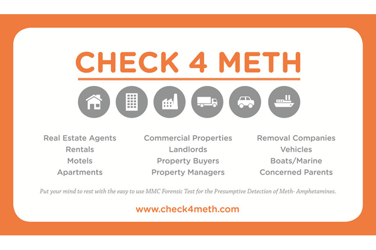 meth solution property meth test
