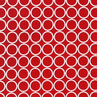 Metro Living Rings - Red
