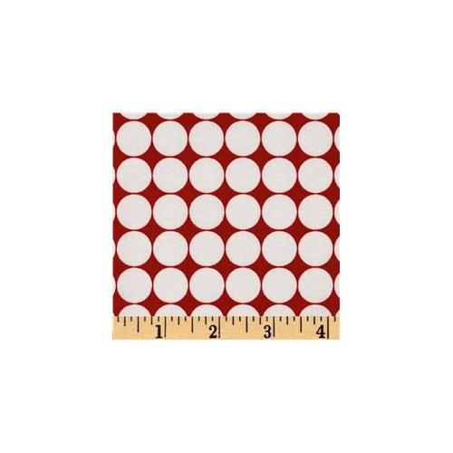 Metro Living - Spots - Red