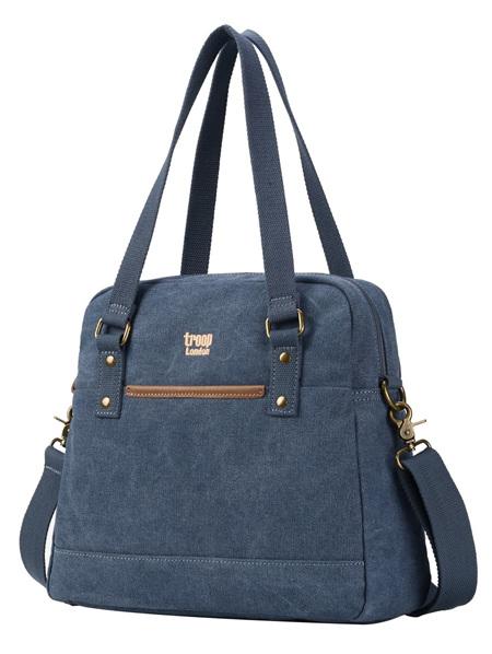 Metro Shoulder Bag - Blue - CTRP0506BL