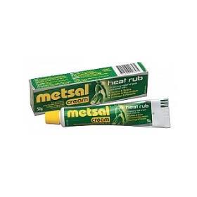 METSAL CREAM 50G