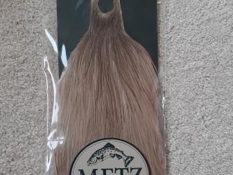 Metz Cock Neck Grade 3 Medium Dun