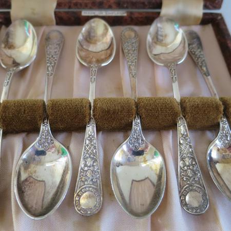 MH & Co teaspoons