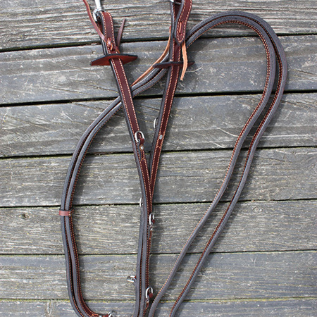 MH Reins Western (Double Ply)