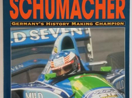 Michael Schumacher by Ken Ryan