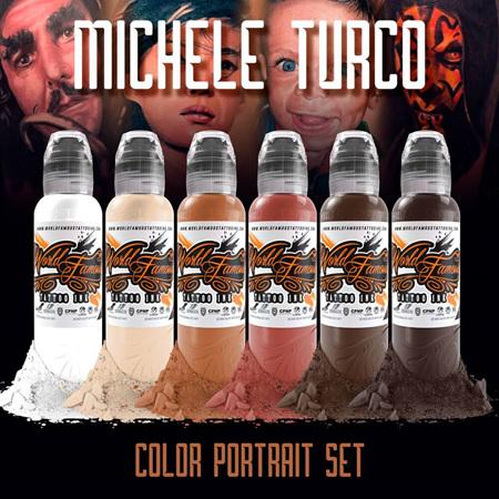 Michele Turco Portrait Set 1oz