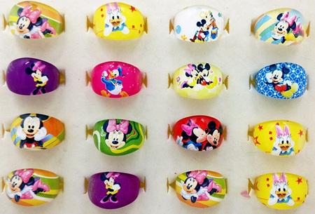 Mickey & Friends Kids Rings