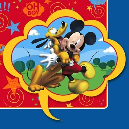 Mickey Fun & friends - Beverage Napkins