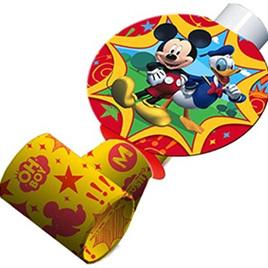 Mickey Fun & Friends - Blowouts x 8