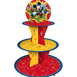Mickey Fun & Friends - Cupcake Stand