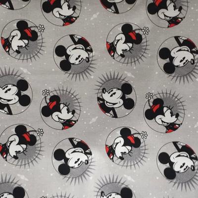 Mickey & Minnie - Grey