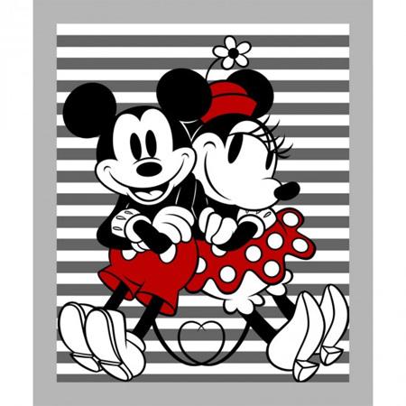 Mickey & Minnie Panel CP68160