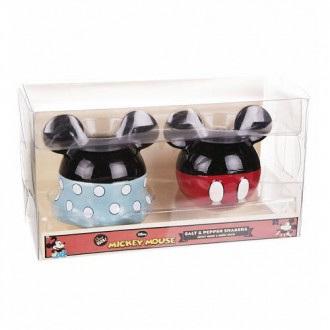 Mickey & Minnie Salt & Pepper Shakers