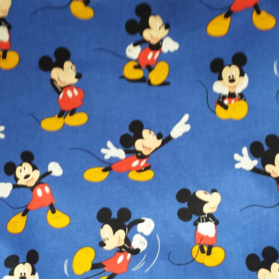 Mickey Mouse - Blue