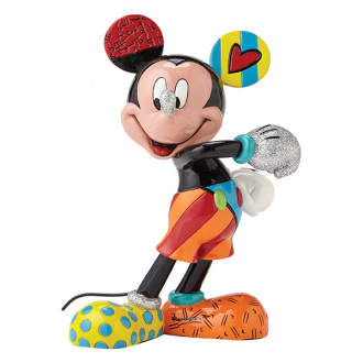 """Mickey Mouse """"Cheerful"""" Britto"""