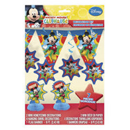 Mickey Mouse Clubhouse - 7 piece Decoration Kit