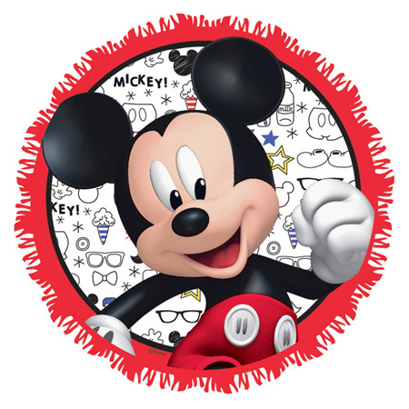 Mickey Mouse on the go pinata